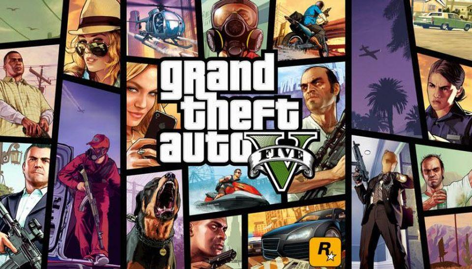 تحميل لعبة جاتا 5 للكمبيوتر Grand Theft Auto V برابط مباشر للتحميل