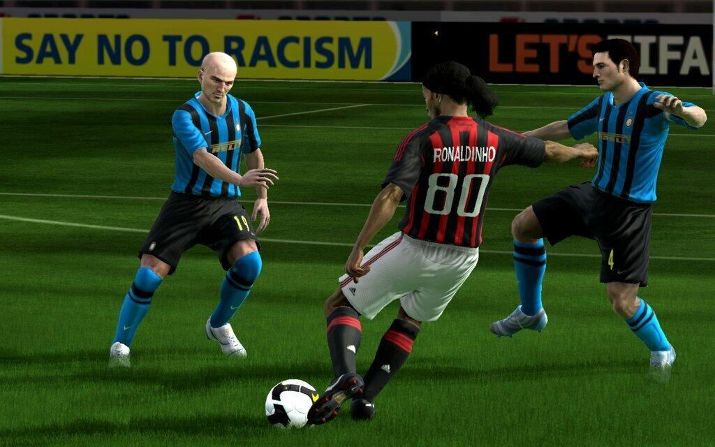 تحميل لعبة فيفا 2009 كاملة للكمبيوتر