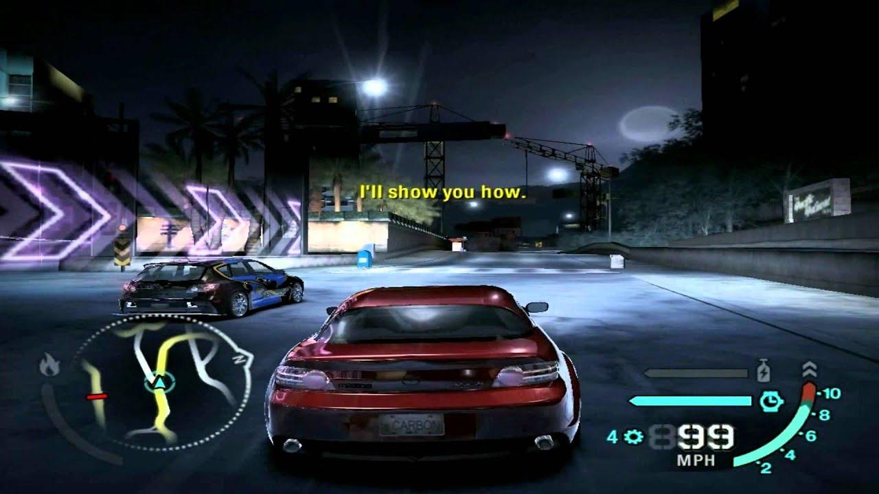 تحميل لعبة need for speed carbon كاملة برابط واحد مباشر