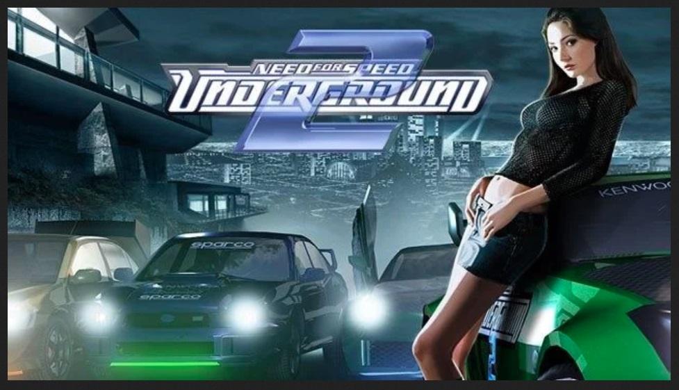 تحميل لعبة need for speed underground 2 كاملة