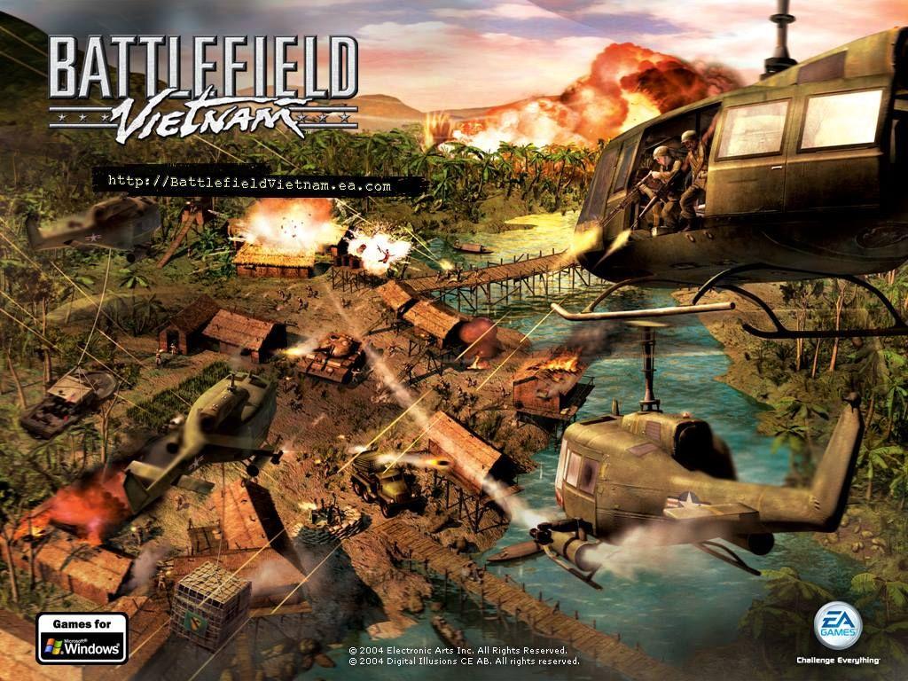 battlefield vietnam تحميل لعبة
