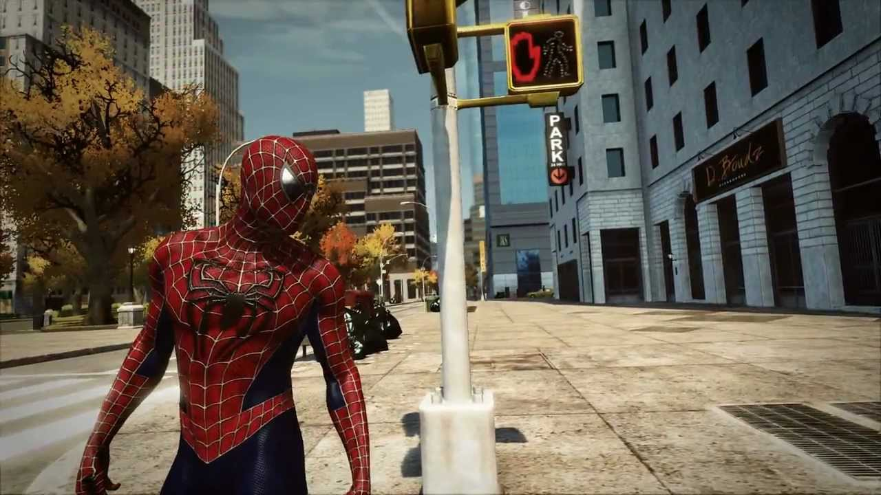 the amazing spider man تحميل لعبة